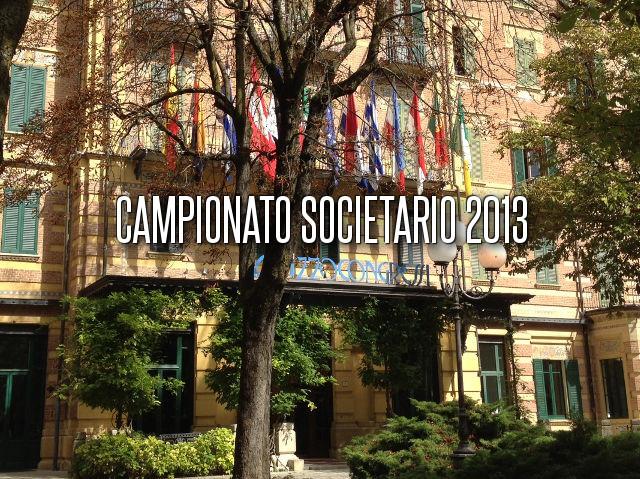 Cronaca della Finale del Campionato Societario: Quarto incontro