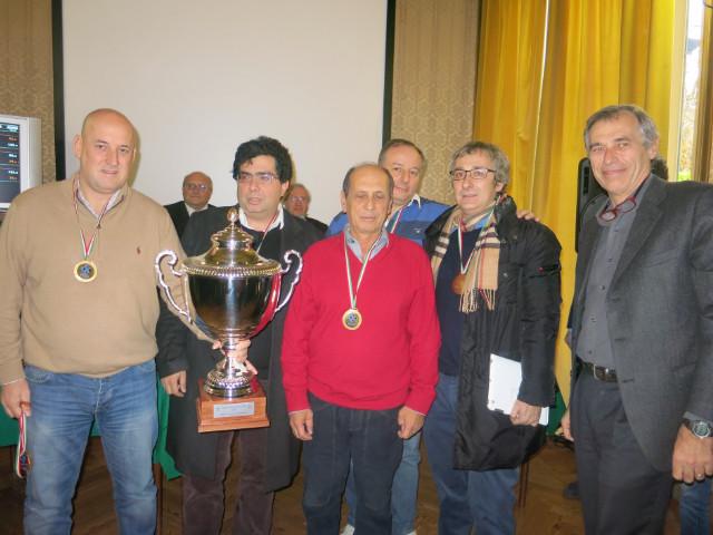 I vincitori dei Campionati a Salsomaggiore