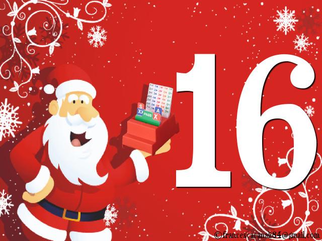 Calendario dell'Avvento – 16 Dicembre