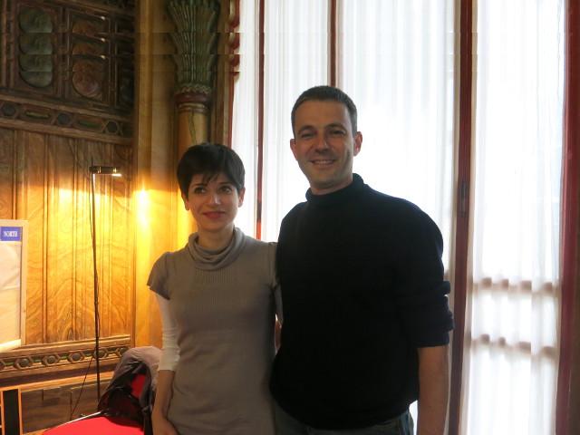 Germana e Massimo: coppia nella vita e nel bridge