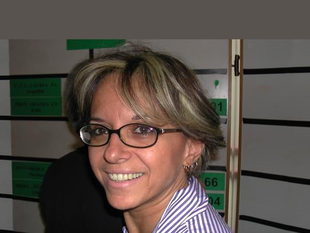 Laura Rovera