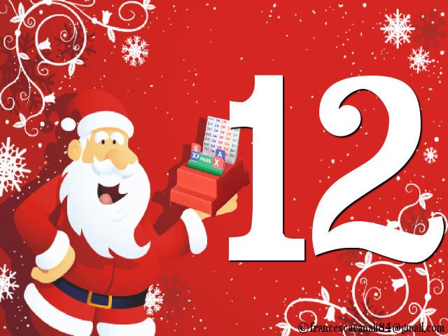Calendario dell'Avvento – 12 Dicembre