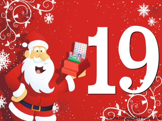 Calendario dell'Avvento – 19 Dicembre