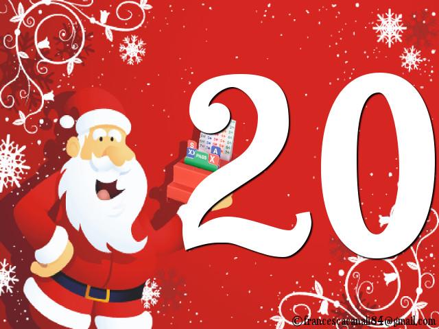 Calendario dell'Avvento – 20 Dicembre