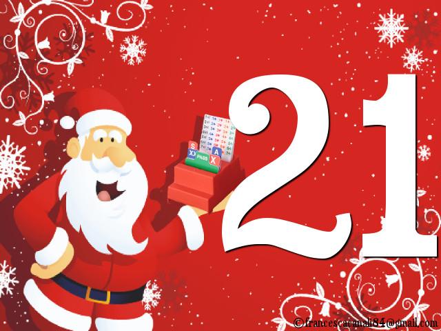 Calendario dell'Avvento – 21 Dicembre
