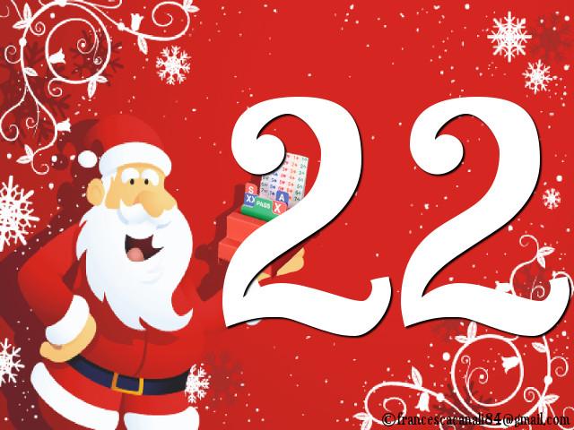Calendario dell'Avvento – 22 Dicembre
