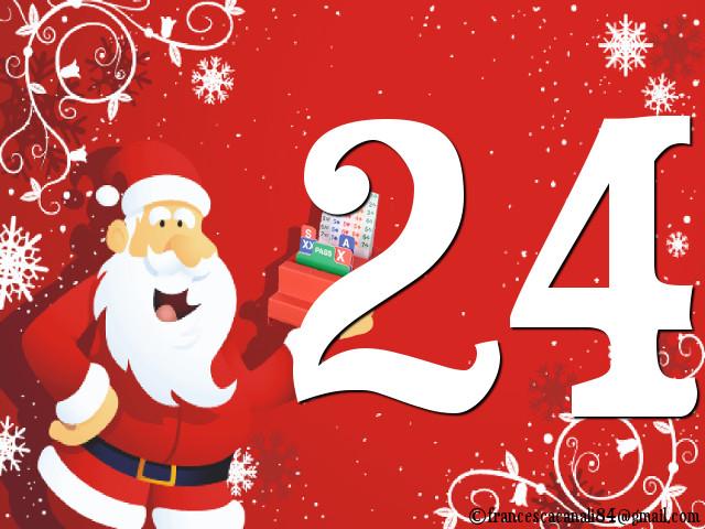 Calendario dell'Avvento – 24 Dicembre