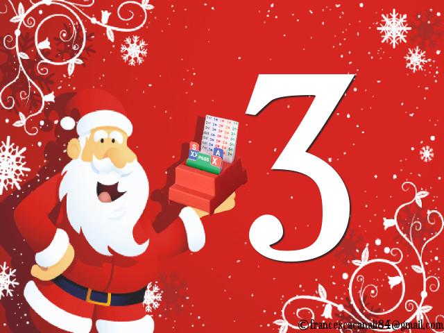 Calendario dell'Avvento: 3 Dicembre
