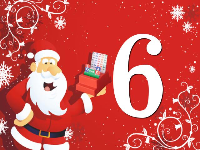 Calendario dell'Avvento – 6 Dicembre