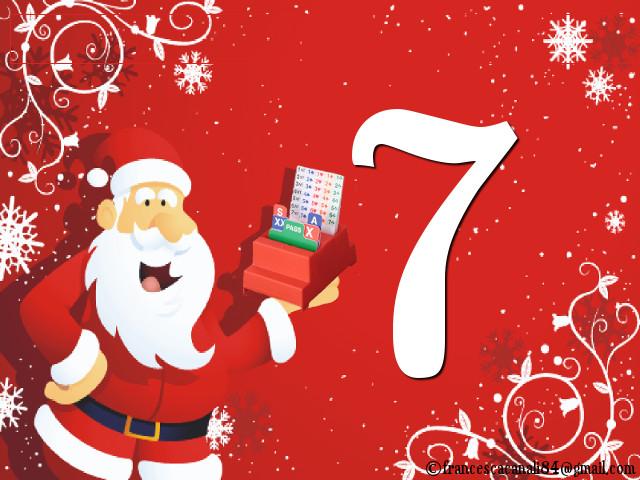 Calendario dell'Avvento – 7 Dicembre