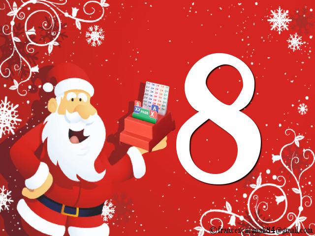 Calendario dell'Avvento – 8 Dicembre
