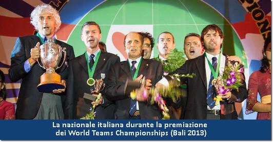 Nazionale Italiana di Bridge