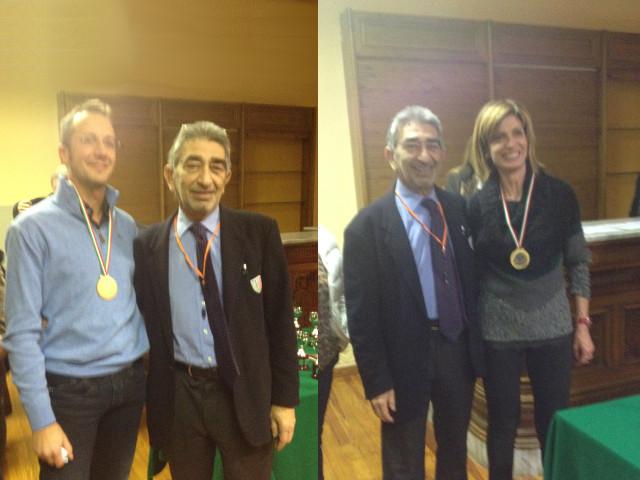Campionato Individuale 2013: i vincitori