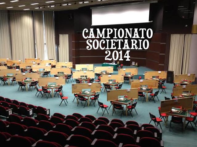 Campionato Societario a Squadre 2014: le Finaliste