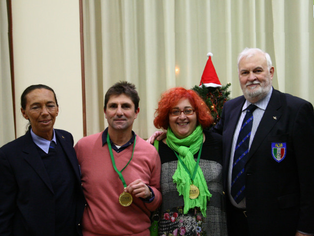 Campionato Regionale a Coppie Libere Open 2013 Emilia Romagna