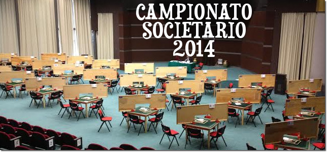 Campionato Societario 2014