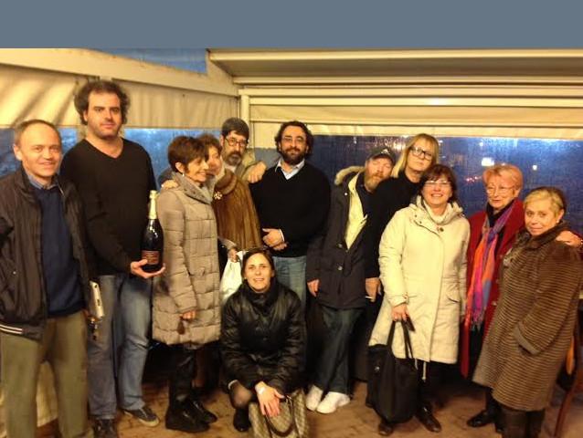 Scatto dalla terza giornata di Campionato Societario a Squadre a Sanremo