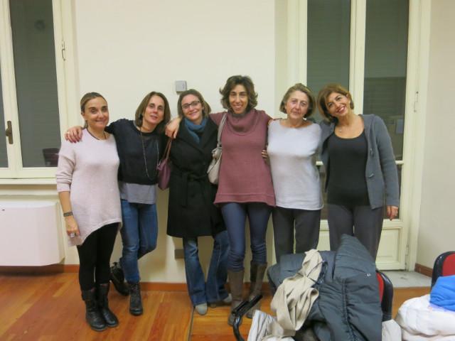 Formata la nazionale italiana femminile