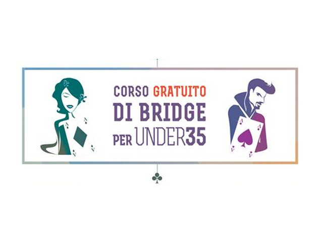 Corso di bridge gratuito per under 35 a Roma