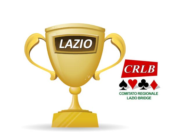 Campionato Regionale a Coppie Open in Lazio: i vincitori