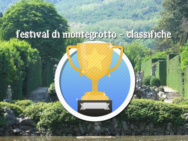 Festival di Montegrotto – Le classifiche
