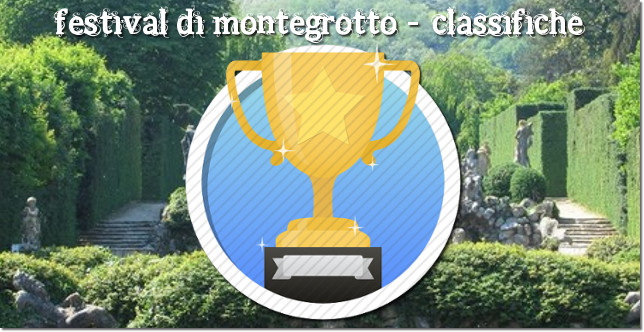 Classifiche Festival di Montegrotto