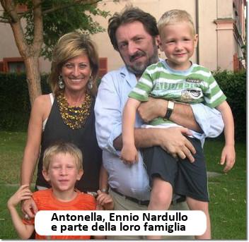 Antonella, Ennio Nardullo, bambini
