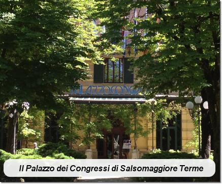Palazzo dei Congressi di Salsomaggiore Terme