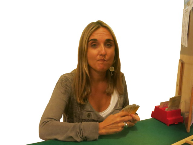 TOP ONE, Francesca Piscitelli: al tavolo sono molto rigida