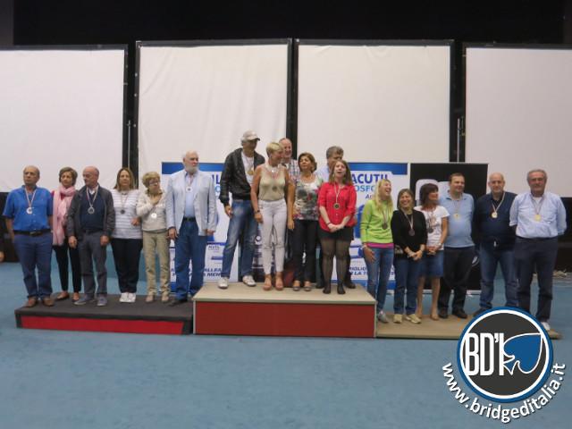 Campionati Assoluti a Squadre Miste: i vincitori