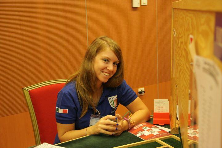 Giorgia Botta: il mio Campionato nella squadra Lavazza