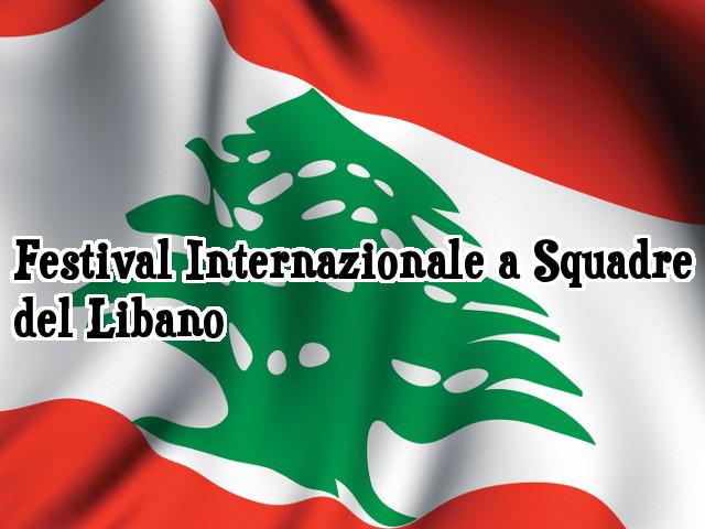 Festival internazionale a Squadre del Libano