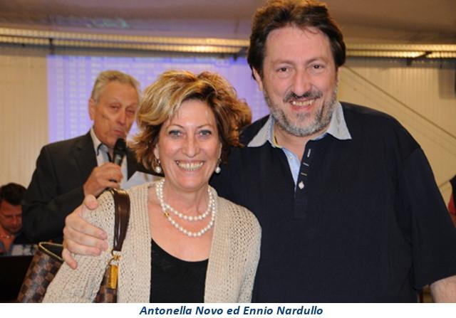 Antonella Novo ed Ennio Nardullo
