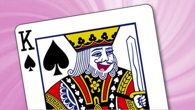 Barzellette da Las Vegas Re di Picche