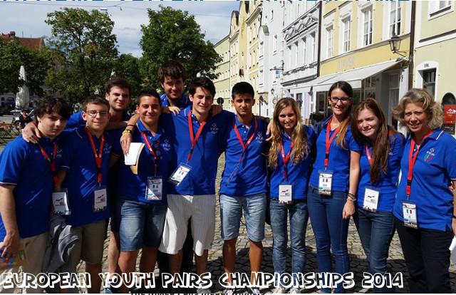 EYPC2014, qualificazioni: ecco gli Azzurrini che ce l'hanno fatta!