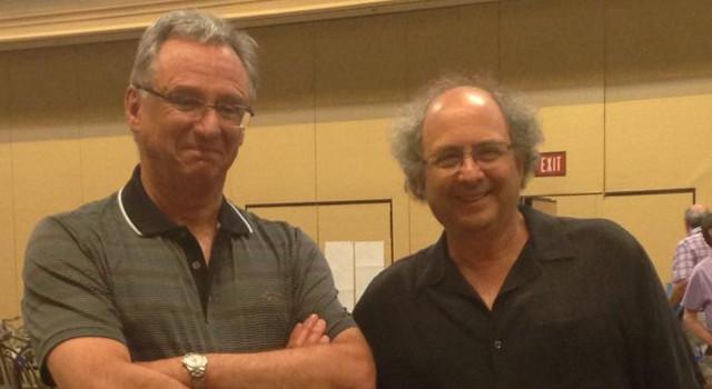 Marc Nathan e Josè Robles
