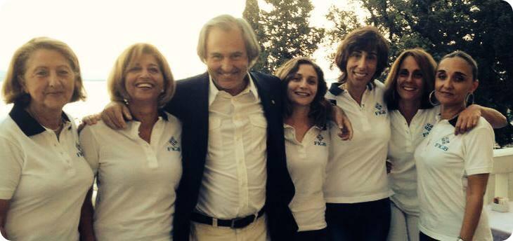 Intervista a Gianpaolo Rinaldi, coach della Nazionale femminile