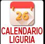 Calendario Regione Liguria