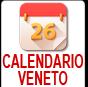 Calendario Regione Veneto