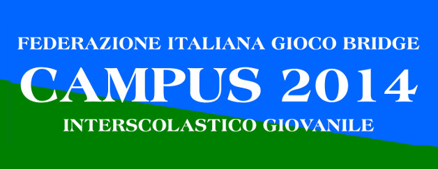 Campus Interscolastico 2014