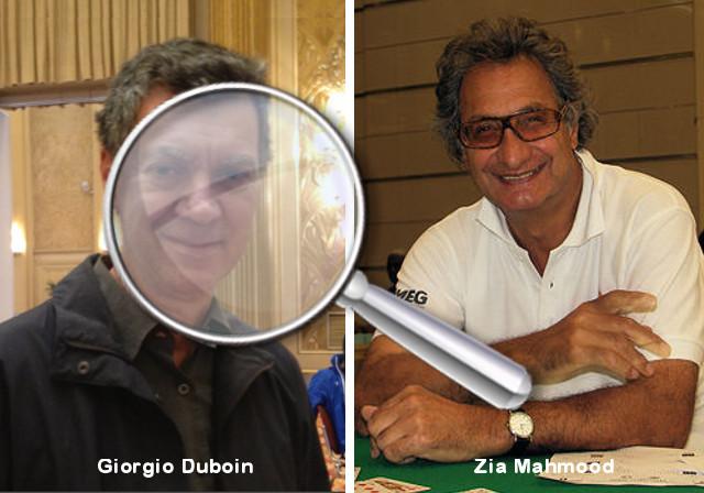 Giorgio Duboin - Zia Mahmood