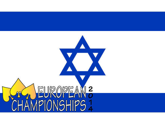 Campionati Europei 2014 (15): VINCITORI SERIE OPEN
