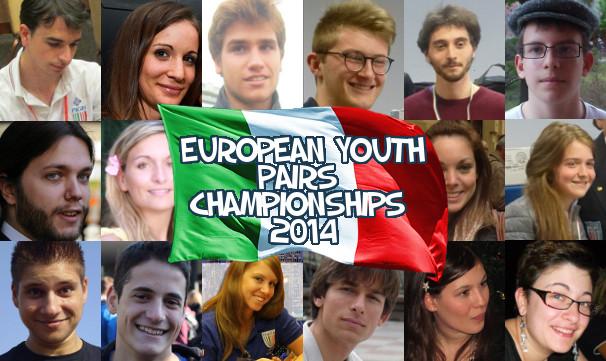 European Youth Pairs Championships 2014: ecco gli Azzurrini