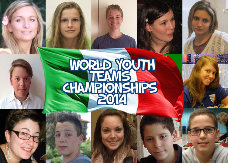 World Youth Teams Championships: ecco gli Azzurrini
