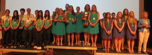 World Youth Teams Championships 2014 - Winners
