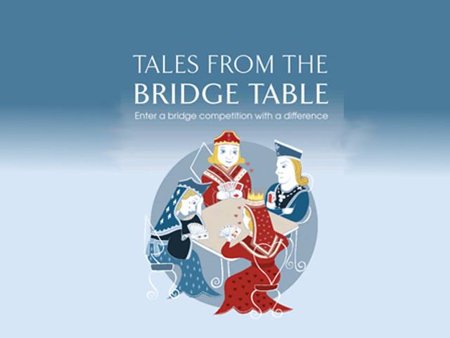Un premio al miglior racconto di Bridge (in inglese)