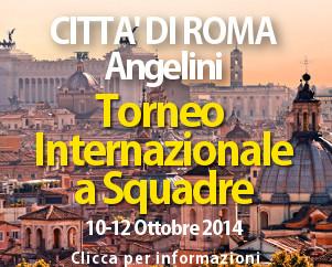 Torneo Internazionale Città di Roma - Angelini 2014