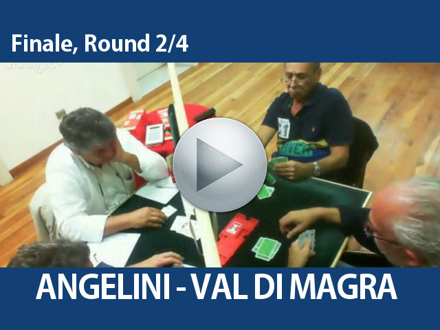 Video Finale, Round 2/4 – Angelini – Val di Magra