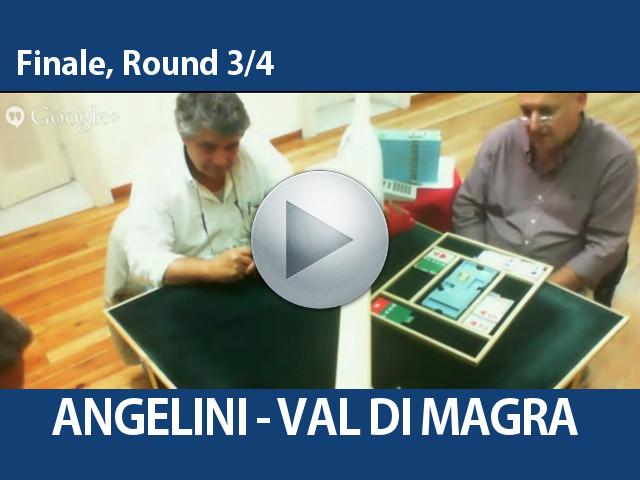 Video Finale, Round 3/4 – Angelini – Val di Magra