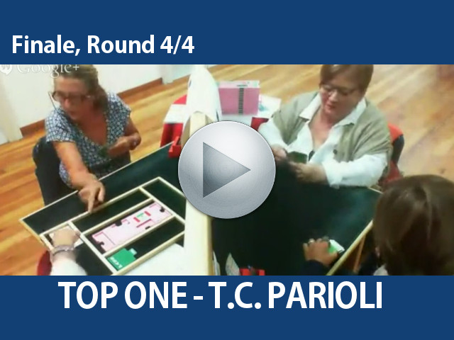 Video Finale Ladies, Round 4/4 – TOP ONE – T.C. Parioli